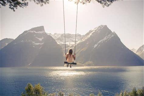 swinging the l 20 imagens que mostram que a noruega 233 um dos pa 237 ses mais