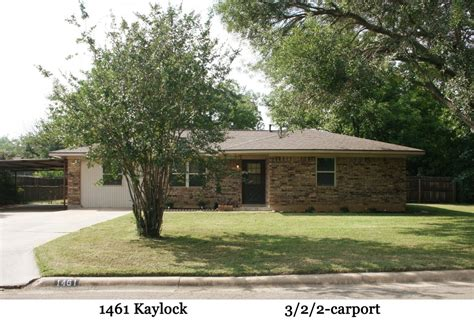 Houses For Rent In Stephenville Tx 1461 kaylock leased stephenvilleforrent