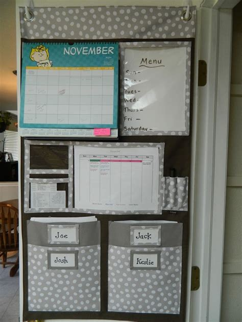one organization home command center wall organizer achieving creative