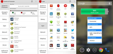 android device monitor real time system monitoring with device monitor inspector the android soul