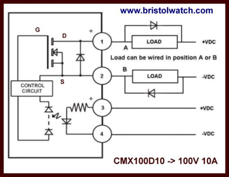 transistor mosfet relay mosfet dc relays using photovoltaic drivers