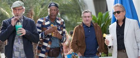 film nicolas cage morgan freeman last vegas movie review film summary 2013 roger ebert