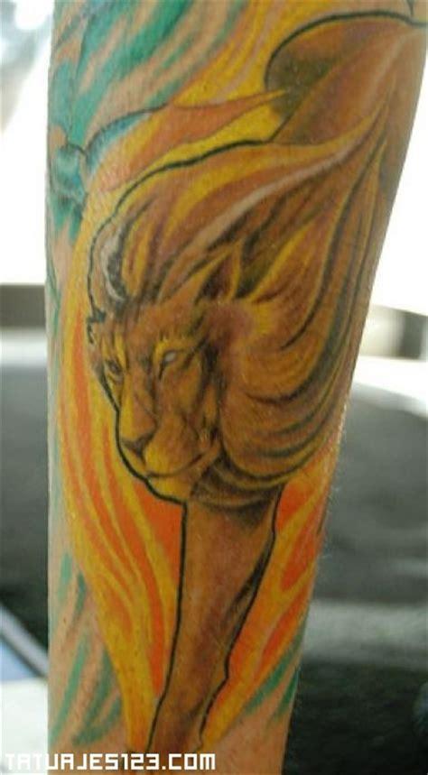 tatuajes de horscopos leo signo del zodiaco leo tatuajes 123
