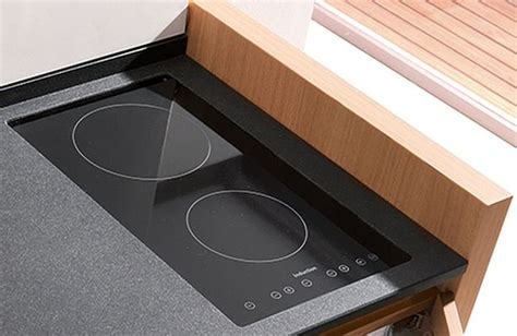 really funky modern kitchen induction hob cooker and compact kitchen designs for small spaces everything you