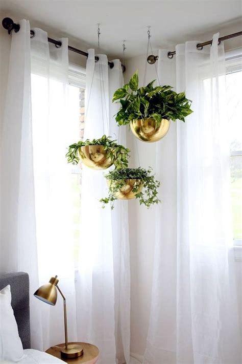 elegant diy hanging planter ideas  indoors diy