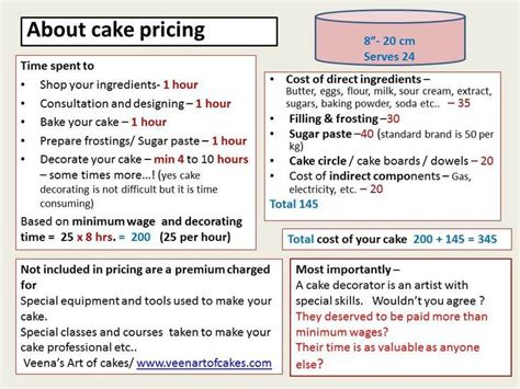 Compare Price To Oasis Cake 18 Best Images About Cake Costing On Baking