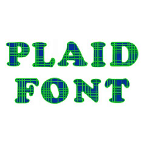 plaid pattern font hopscotch home format fonts embroidery fonts plaid font 1