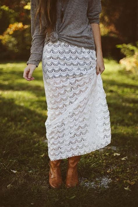 10 diy projects for your summer look diy lace skirts