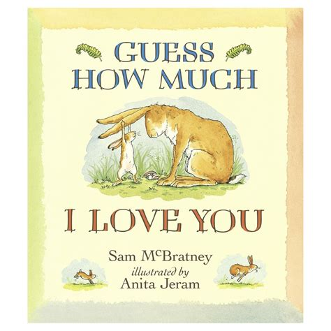 guess how much guess how much i love you by sam mcbratney book kmart