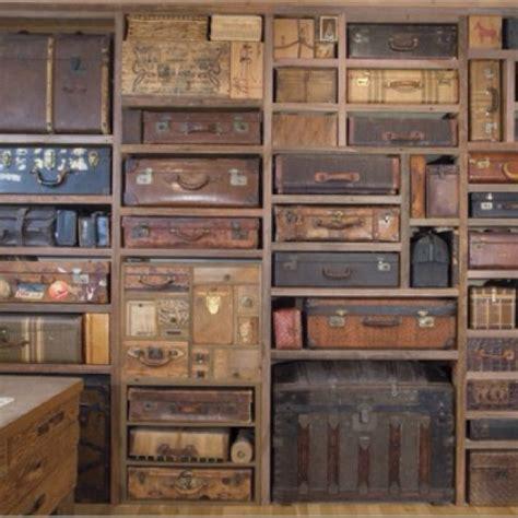 beautiful suitcases repurposing old suitcases