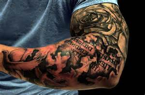 half arm sleeve tattoo cost for men and women