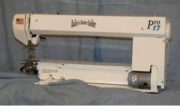 Bailey Quilting Machine For Sale by Bhq Classroom Machines
