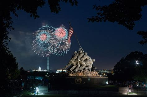 boat basin fireworks best places to watch fireworks in washington dc
