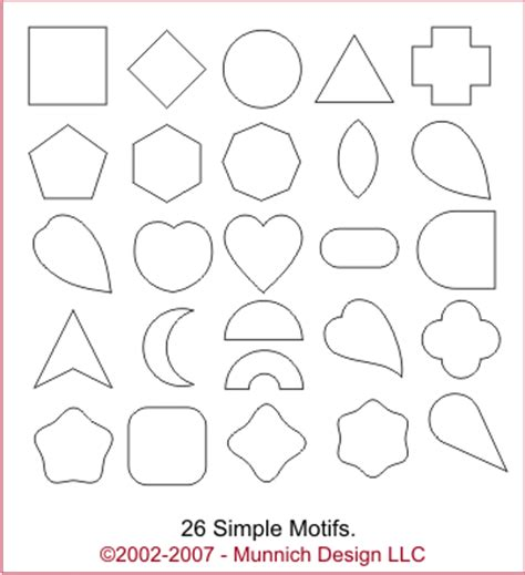 patterns with basic shapes simple geometric shapes image search results