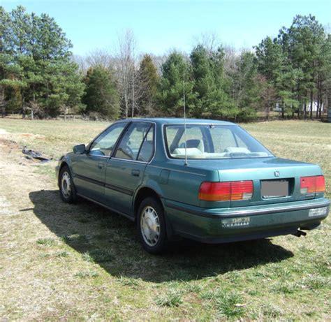how does cars work 1992 honda accord electronic throttle control 1992 honda accord ex sedan 4 door automatic 4 cylinder green sun roof for sale honda accord