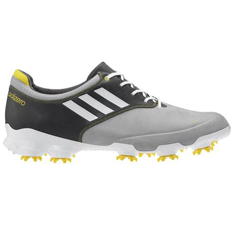 adizero golf shoes adidas adizero tour golf shoes mens wide grey white