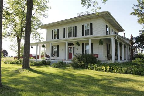 Country Style Home Plans With Wrap Around Porches Stunning Historic Farmhouse On Vegetable Farm Vrbo