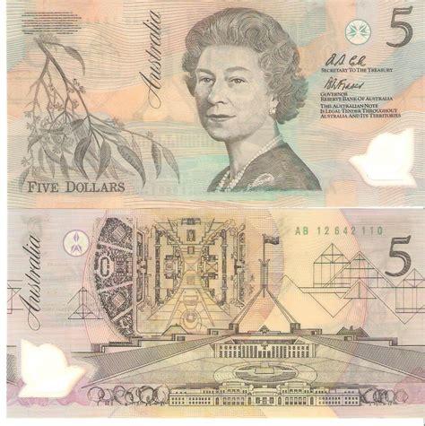 australian plastic currency