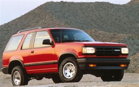 used 1991 mazda navajo for sale pricing features edmunds
