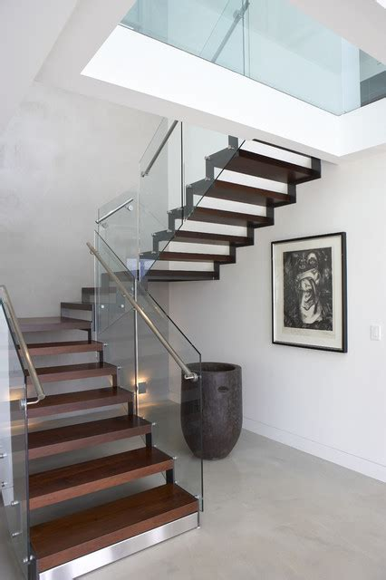 U Stairs Design Modern Staircase