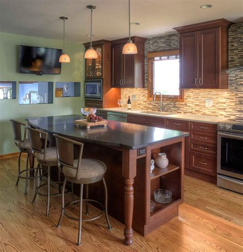 Award Winning Kitchen Designs Kitchen Remodeling Contractors In Lisle Il 60532