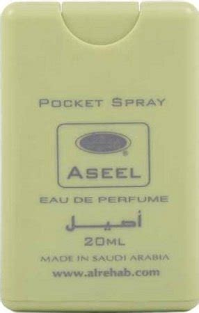 Aroosah Parfume Al Rehab Aroosah Unisex Pocket Spray al rehab eau de perfume pocket spray 18ml misc in the uae see prices reviews and