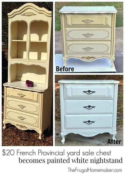 painting provincial bedroom furniture 20 yard sale provincial painted chest turned