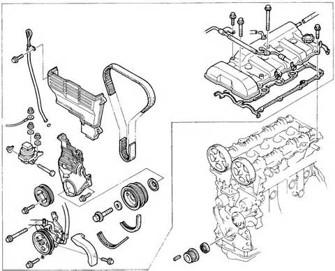 wiring diagram 1995 mx6 2 5 v6 fixya