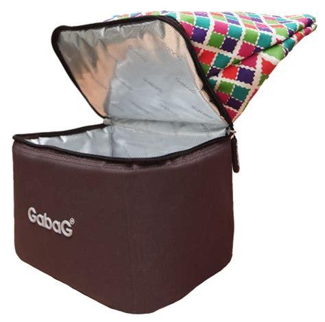 Gabag Cooler Bag Thermal Bag Tas Asi Free 2 Gel tas asi gabag cahaya coolerbag breastpump and bottle bag