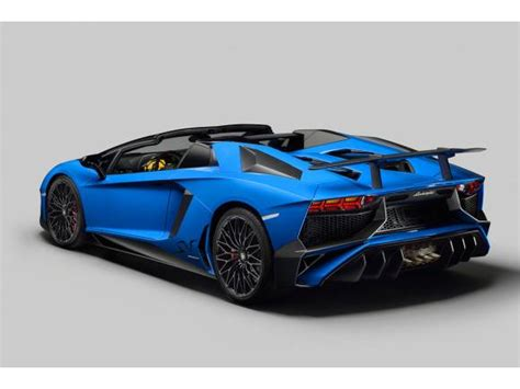 Lamborghini Rapido Lamborghini Aventador Roadster Superveloce El M 225 S R 225 Pido