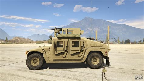 armored humvee m1116 humvee up armored 1 1 for gta 5