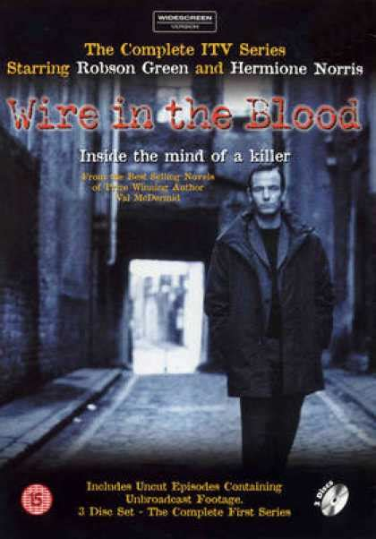 wire in the blood tv series tv series covers 8050 8099