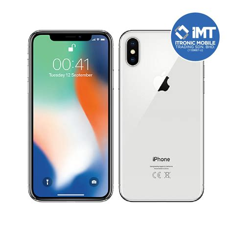Iphone Prices by Apple Iphone X Price In Malaysia Specs Technave