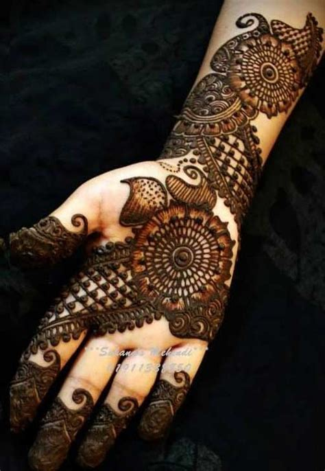 40 most amazing arabic mehndi designs latest collection