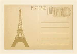 Postcard Template by 40 Great Postcard Templates Designs Word Pdf