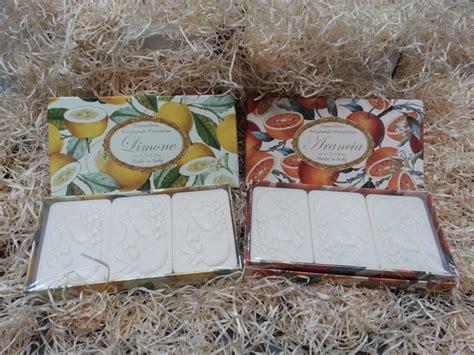 saponificio artigianale fiorentino lemon and orange uk only