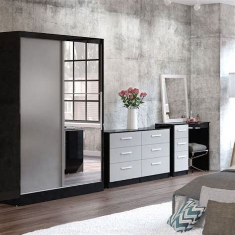 grey high gloss bedroom furniture bedroom furniture
