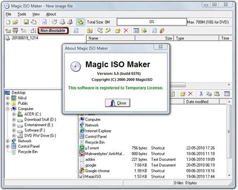 iso file maker full version download magic iso maker 5 5 build 0276 software serial