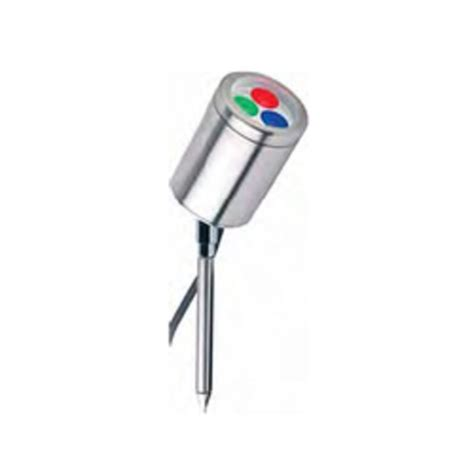 Collingwood Lighting Sl020a Rgb Stainless Steel Led Colour Outdoor Spike Light