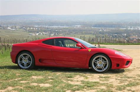Ferrari 360 Modena F1 by Ferrari 360 Modena F1 Once Owned By Football Player