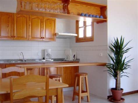 apartment küche ferienwohnung lanzarote casa sol