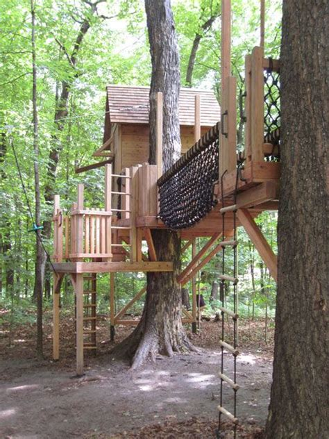 Landscape Structures Treehouse 25 Best Ideas About Play Fort On Diy Tree