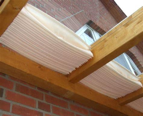 überdachung terrasse stoff glasdach sonnensegel 171 61x220 cm 187 uni wei 223 faltsonnensegel