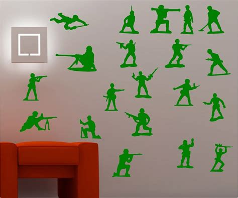 Jual Tempat Wall Sticker by Green War Bored Panda