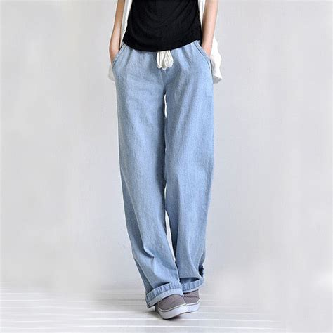 comfortable women s pants plus size casual comfortable loose wide leg pants women s