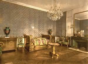 interiors napoleon s bedroom grand trianon palace