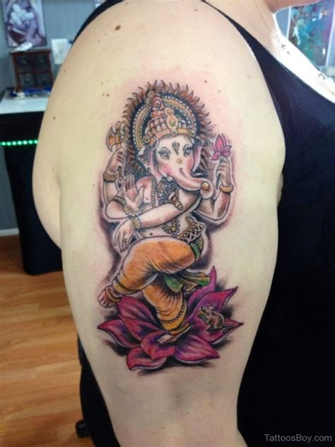 ganesh tattoos ganesha tattoos designs pictures page 21