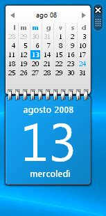 Calendar Gadget Vista Calendar Gadget By Nemed On Deviantart