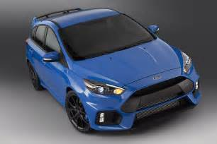 2016 ford focus rs makes 345 hp 187 autoguide com news