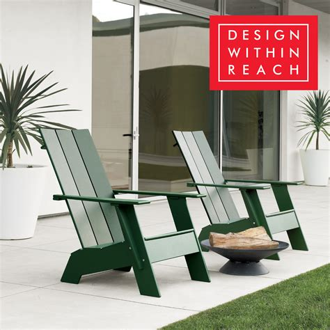 design within reach outdoor furniture exclusive designs loll designs recycled modern outdoor furniture